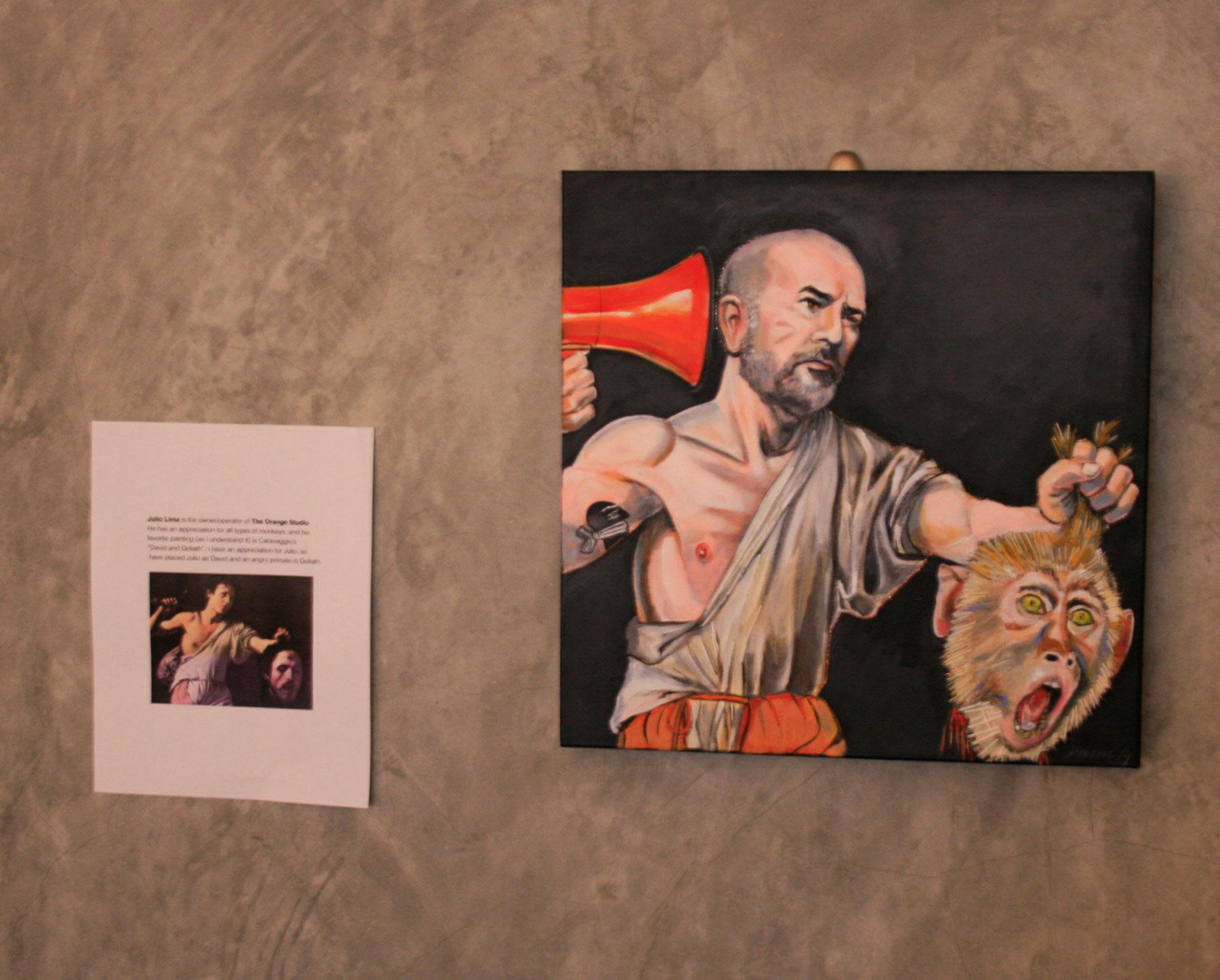 Julio-Caravaggio